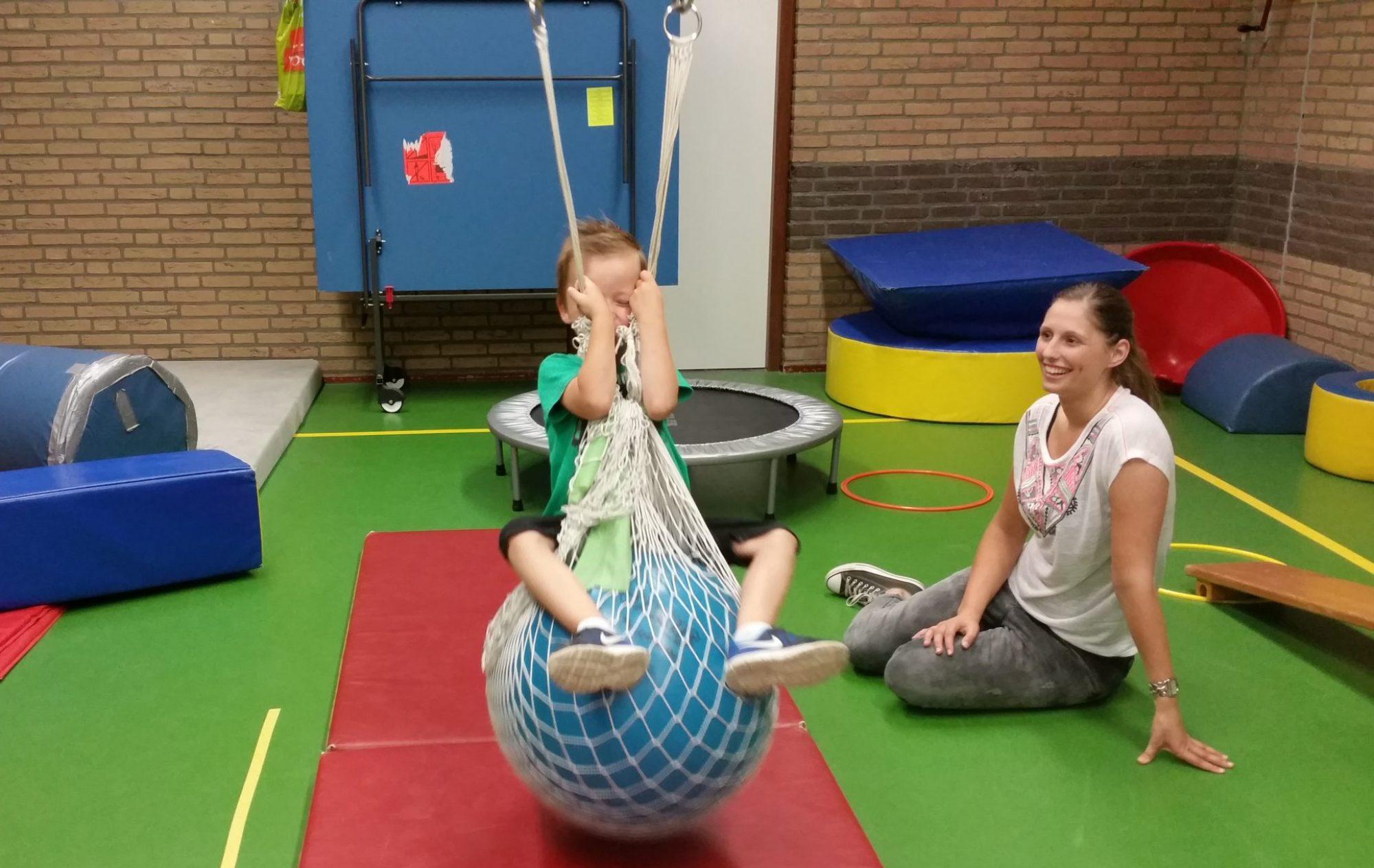 Praktijk voor kinderfysiotherapie